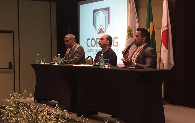 """Evento """"III Encontro Estadual do CORI-MG"""""""
