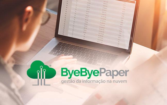 ByeBye Paper